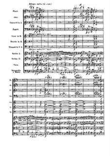 Symphony No.2, Op.36: Movement IV by Ludwig van Beethoven
