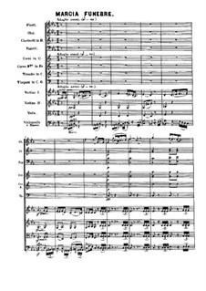 Symphony No.3 'Eroica', Op.55: Movement II by Ludwig van Beethoven