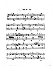 Skating Polka: Skating Polka by Giulio Alary