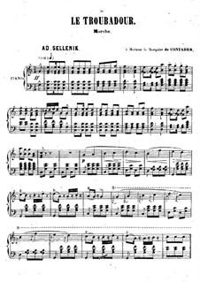 Troubadour: Troubadour by Adolphe Sellenick