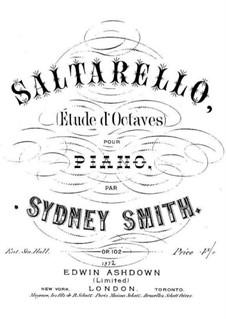 Saltarello, Op.102: Saltarello by Sydney Smith