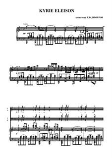 Kyrie Eleison: Kyrie Eleison by Aleksandr Vladimirov