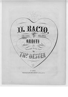 Il bacio (The Kiss): In C Major by Luigi Arditi
