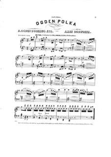 Ogden Polka: Ogden Polka by Allen Dodworth