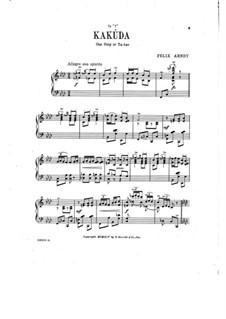 Kakuda: Kakuda by Felix Arndt