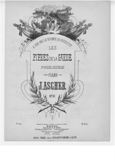 The Fifers of the Guard, Op.91: For piano by Joseph Ascher