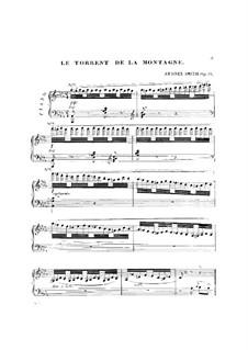 Le torrent de la montagne, Op.13: Le torrent de la montagne by Sydney Smith