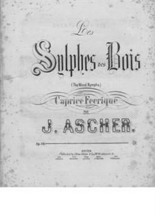 The Wood-Nymphs. Caprice, Op.119: The Wood-Nymphs. Caprice by Joseph Ascher