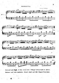 The Nahant Quadrilles: The Nahant Quadrilles by John Hill Hewitt