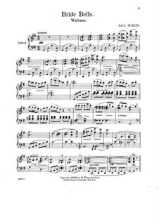 Bride Bells: Bride Bells by Paul Alfred Rubens