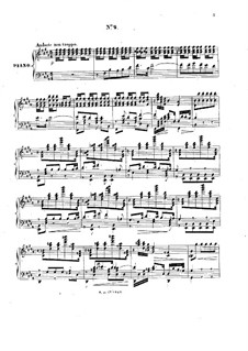 Two Melodies, Op.3: Melody No.2 in B Major by Anton Rubinstein