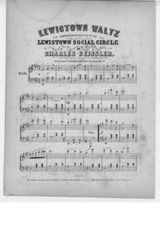 Lewistown Waltz: Lewistown Waltz by Charles Ceissler