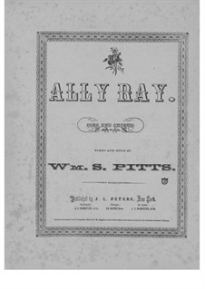Ally Ray: Ally Ray by William S. Pitts