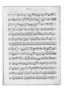 Symphony in D Major, H 651 Wg 176: Symphony in D Major by Carl Philipp Emanuel Bach