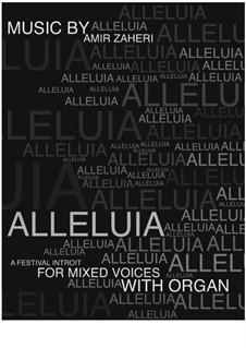 Alleluia: Alleluia by Amir Zaheri