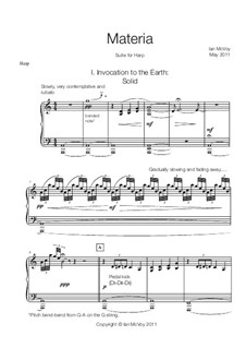 Materia, Op.6: Materia by poop poop