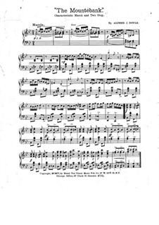 The Mountebank: The Mountebank by Alfred J. Doyle