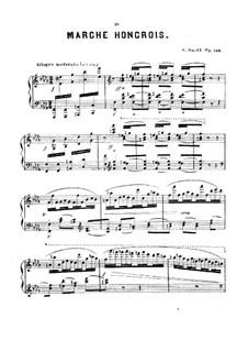 Marche hongrois, Op.166: Marche hongrois by Sydney Smith