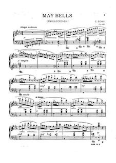 May Bells, Op.135: May Bells by Carl Böhm