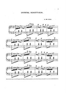 Crystal Schottisch: Crystal Schottisch by William Byerly