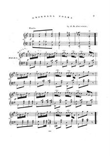 Onondaga Polka: Onondaga Polka by J. S. Jacobus