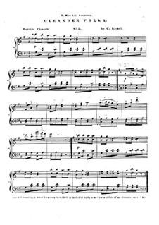 Oleander Polka: Oleander Polka by Charles Kinkel
