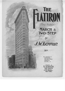 The Flatiron: The Flatiron by Joseph W. Lerman