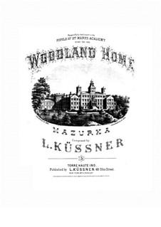 Woodland Home: No.3 Mazurka by L. Küssner