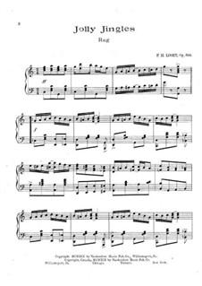 Jolly Jingles, Op.306: Jolly Jingles by Frank Hoyt Losey