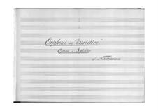 Orpheus og Eurydike: Overture and Act I by Johann Gottlieb Naumann