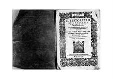 Book 6 (a cinque voci), SV 107-116: Parts by Claudio Monteverdi