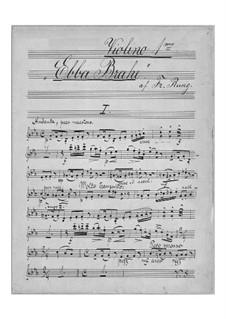 Ebba Brahe, Op.42: Parts by Frederik Rung