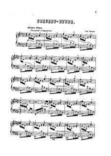 Concert Etude for Piano: Concert Etude for Piano by Carl Heuser