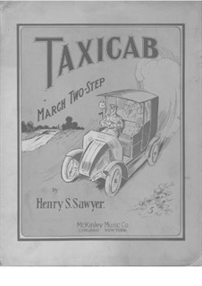 Taxicab: Taxicab by Henry S. Sawyer