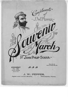 Souvenir March: Souvenir March by John Philip Sousa