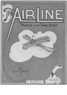 Air Line: Air Line by Lew C. Smith