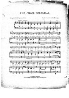 The Choir Celestial: The Choir Celestial by Arthur Trevelyan
