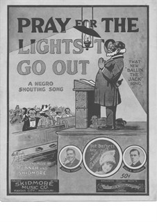 Pray for the Lights to Go Out: Pray for the Lights to Go Out by Will E. Skidmore