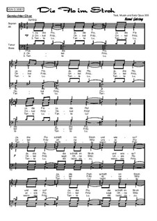 Die Flo im Stroh, Op.355: Die Flo im Stroh by Bernd Gehring