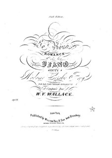 Le réve, Op.21: Le réve by William Vincent Wallace