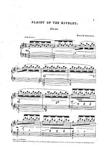 Plaint of the Rivulet: Plaint of the Rivulet by Edgar H. Sherwood