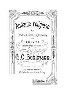 Andante Religioso: Andante Religioso by Georg Carl Bohlmann