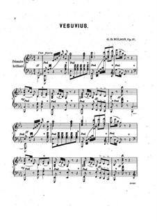 Vesuvius, Op.27: Vesuvius by Grenville Dean Wilson