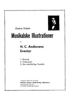 Musikalske illustrationer til H.C. Andersens eventyr: Musikalske illustrationer til H.C. Andersens eventyr by Ludvig Schytte