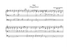Magnificat for Organ: Magnificat for Organ by Jean-François Dandrieu