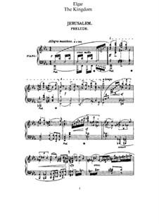 The Kingdom, Op.51: Movement I by Edward Elgar
