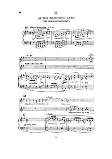 The Kingdom, Op.51: Movements II-III by Edward Elgar
