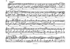Pastorale in C Major: For keyboard by Domenico Zipoli