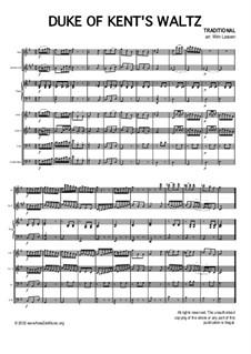 Duke of Kent's Waltz: Duke of Kent's Waltz by folklore