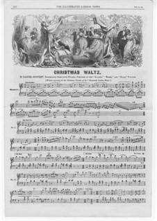 Christmas Waltz: Christmas Waltz by Daniel Godfrey